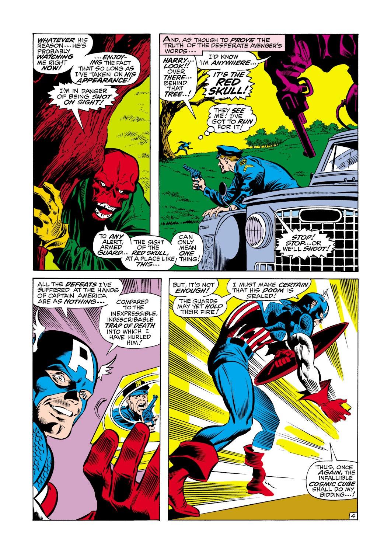 Captain America (1968) Issue #116 #30 - English 5