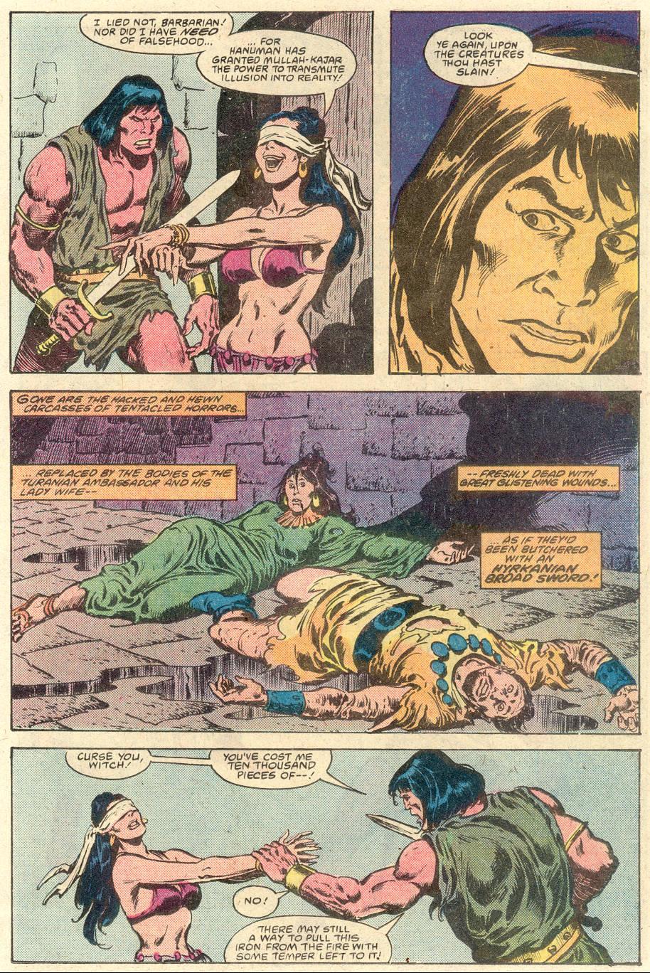 Conan the Barbarian (1970) Issue #117 #129 - English 17