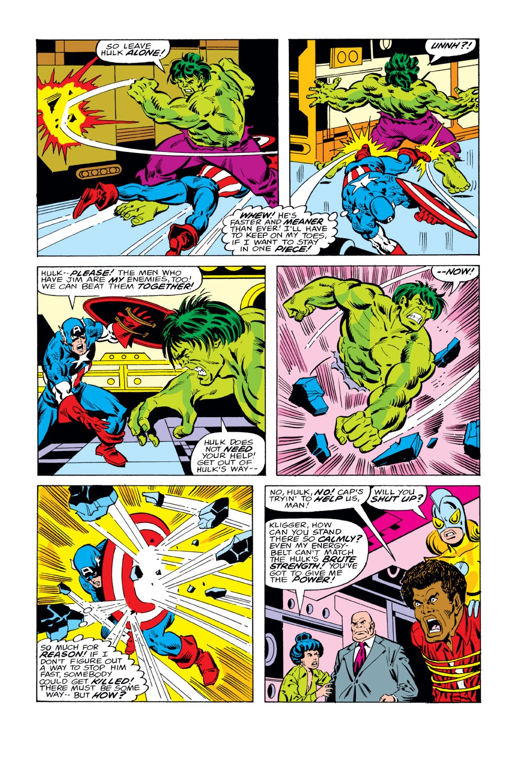 Captain America (1968) Issue #230 #144 - English 16