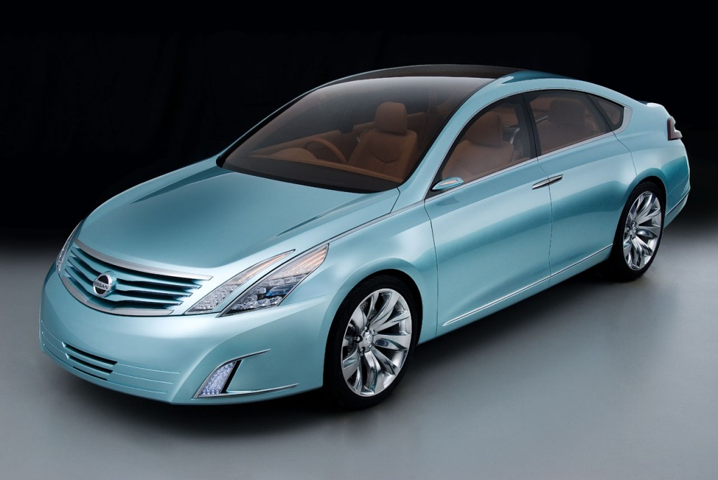 Nissan luxury cars |