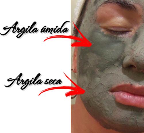 Tratamento com Argila Verde