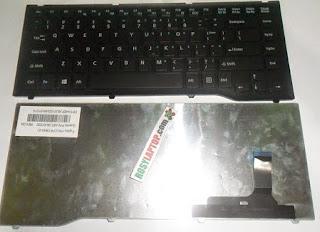 Keyboard Fujitsu LH532