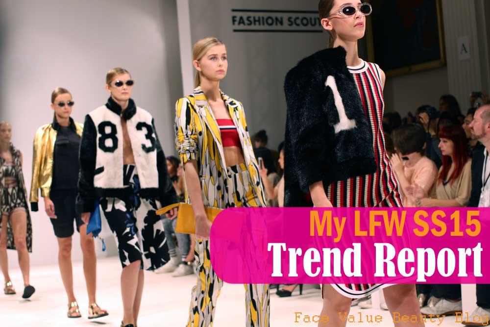 TREND REPORT: London Fashion Week SS15