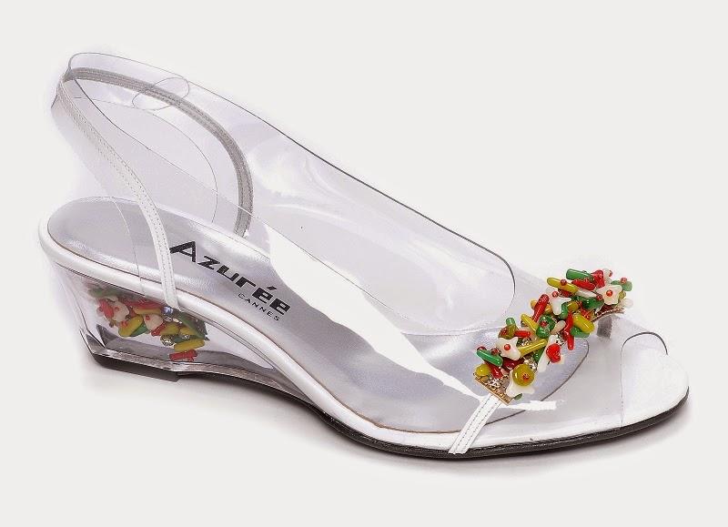 Les chaussures Azurée en vente directe aux particuliers