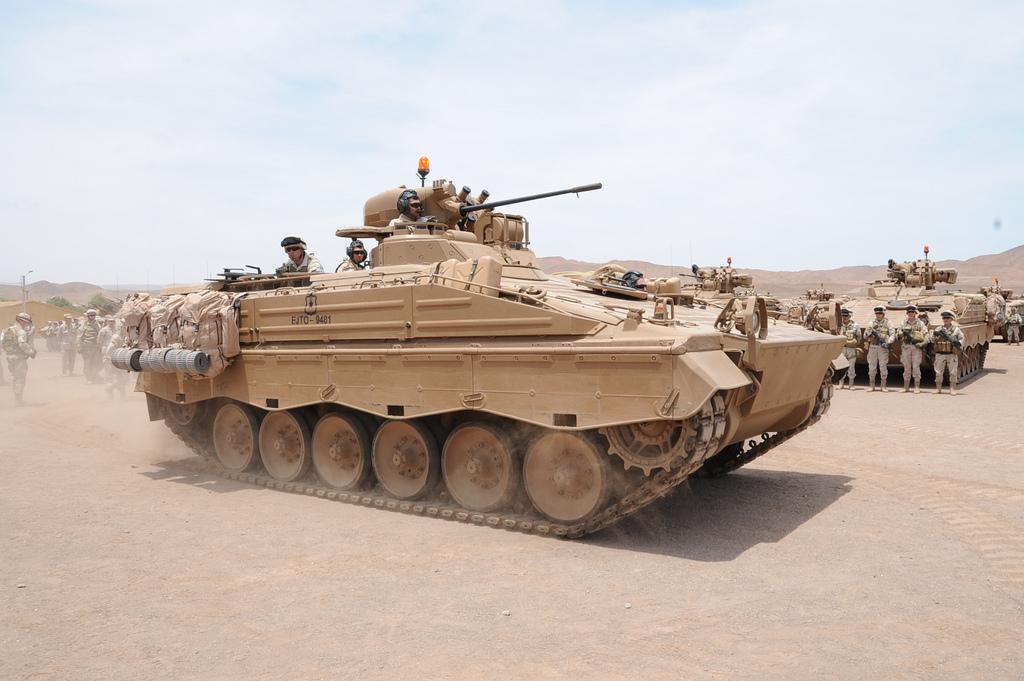 Fuerzas Armadas de Chile 6351266224_4619728a6c_b