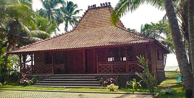 Rumah Jawa Modern