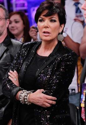 Kris Jenner Beaded Bracelet