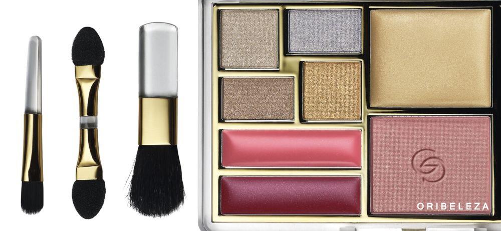Paleta de Maquilhagem Giordani Gold da Oriflame