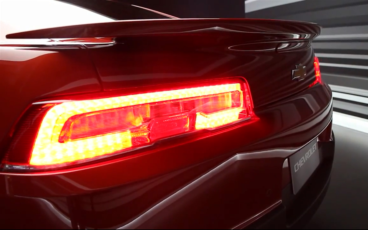 2014 camaro ss tail lights. Cars Review. Best American Auto & Cars Review