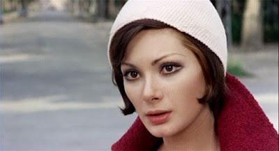 Edwige Fenech in Your Vice is a Locked Room and Only I Have the Key