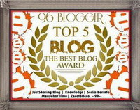 Award's Ke-5 Albab's Blog Dari THE-XP
