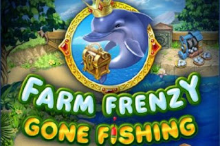 Farm Frenzy Gone Fishing PC Games