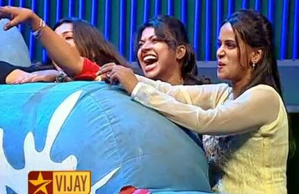 Naduvula Konjam Disturb Pannuvom – Episode 20 – Vijay Tv  Game Show  23-03-2014