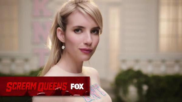 Nuevo teaser de 'Scream Queens' con Emma Roberts