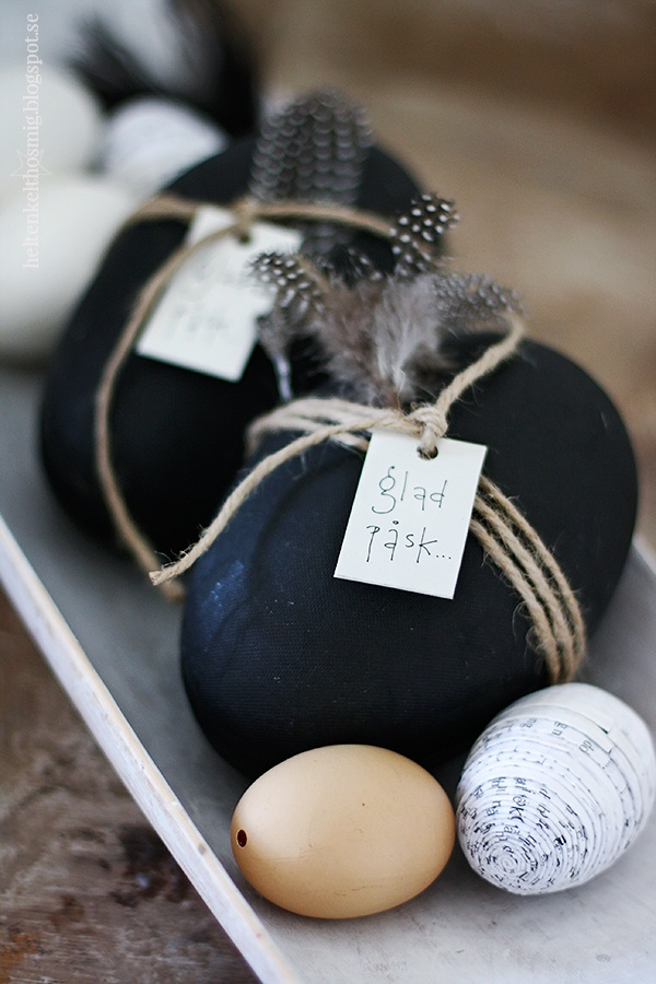 White Life Easter Modern Create Special Easter Eggs