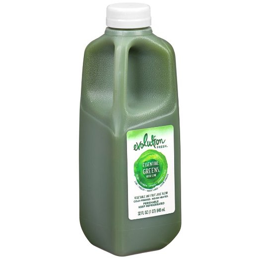 Evolution Fresh Essential Greens Juice