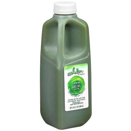 Evolution Fresh Essential Greens Juice