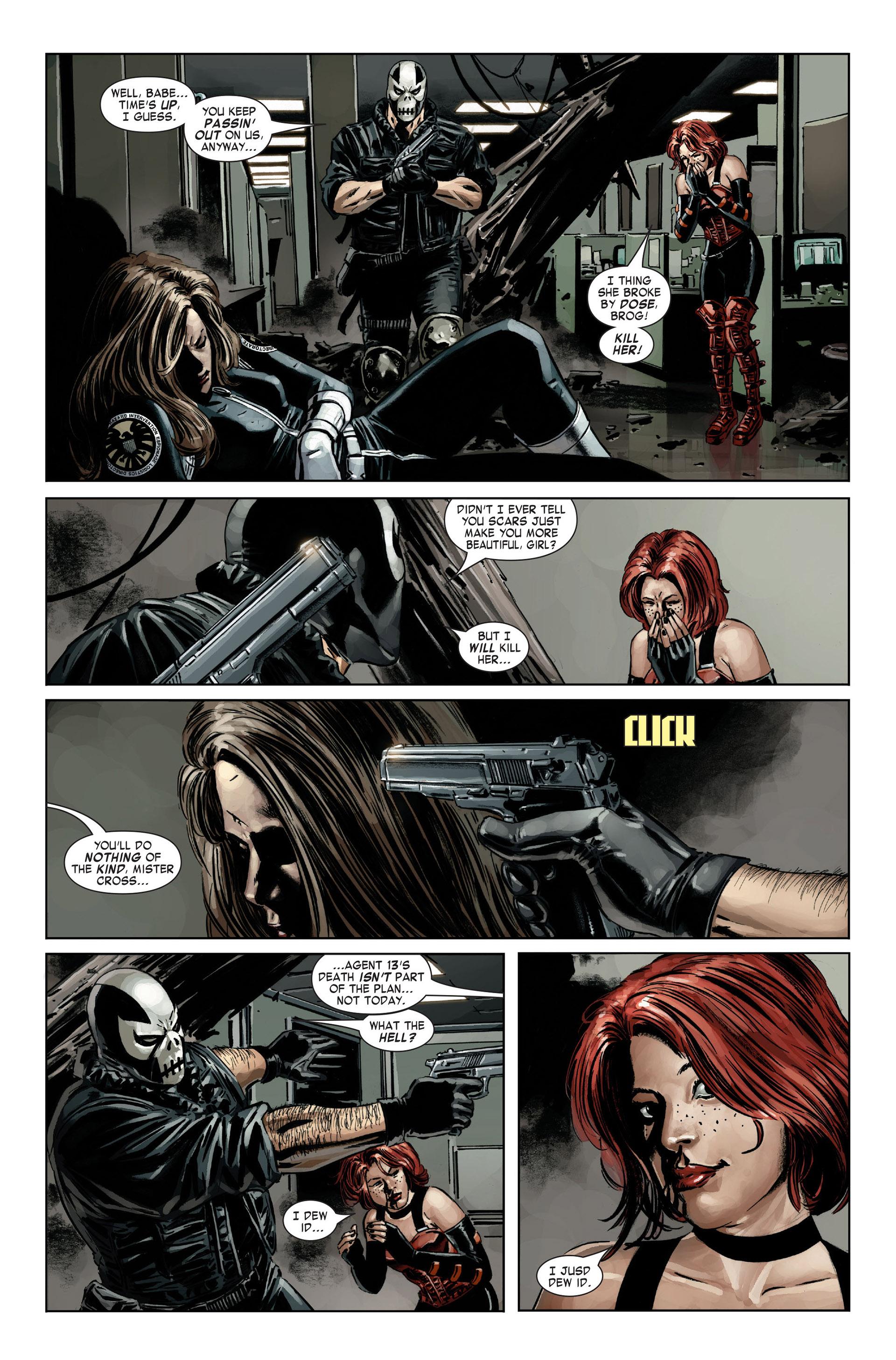 Captain America (2005) Issue #21 #21 - English 12