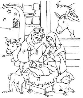 Desenhos Gospel para pintar