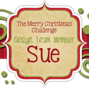 The Merry Christmas Challenge DT