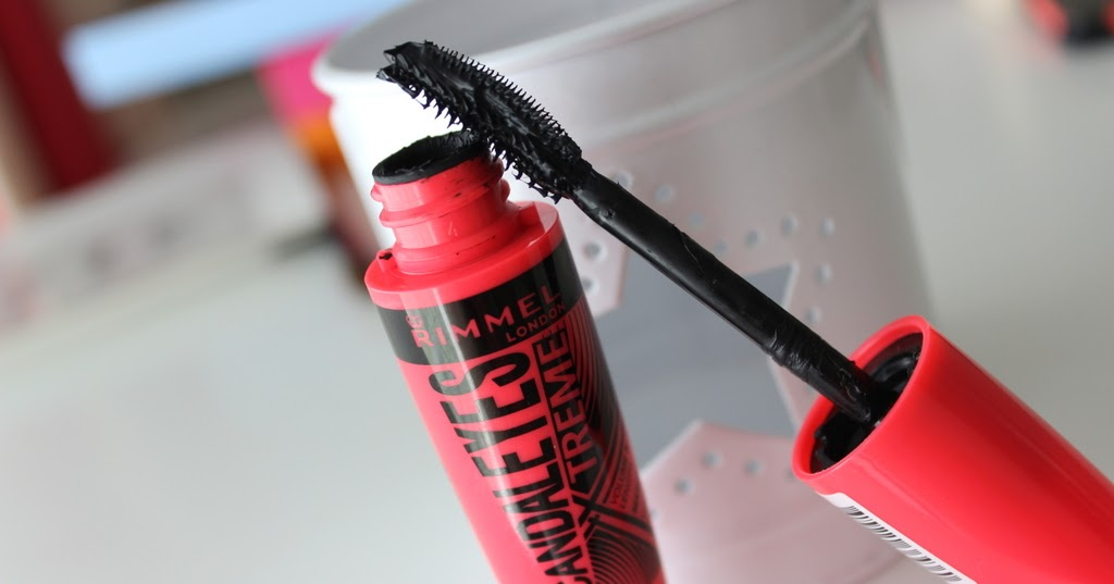 Rimmel Scandaleyes Xxtreme Mascara Review Before Amp After