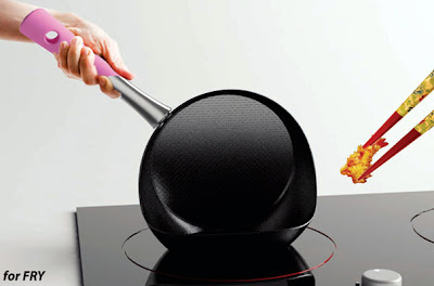 Creative Frying Pans and Cool Spatulas for your Kitchen (20) 8