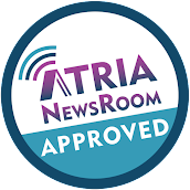 Atria Blogger Badge