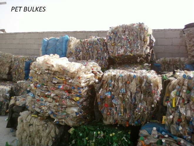 Waste Scrap Plastic Bottles Urgetly Needed