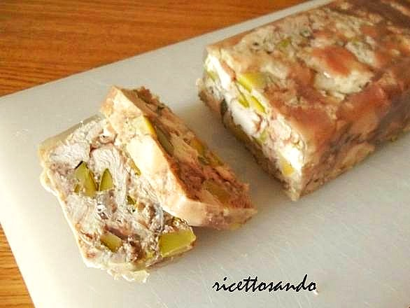 Terrina fredda di carne light