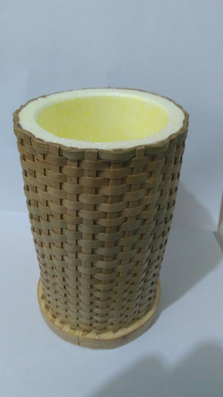 Porta latas artesanal para cerveja palito (piriguete).