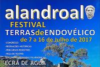 "ALANDROAL: FESTIVAL ""TERRAS DO ENDOVÉLICO"""