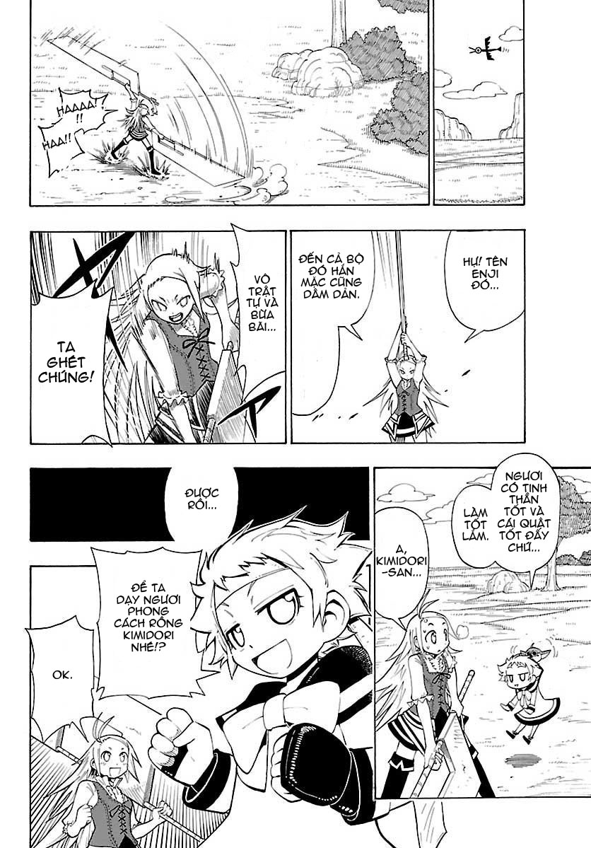 Appearance of the Yellow Dragon chap 7 - Trang 8