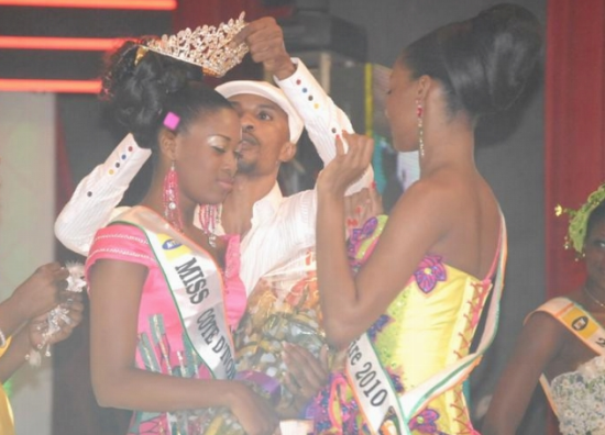miss cote d'ivoire 2011 winner betty kouadio