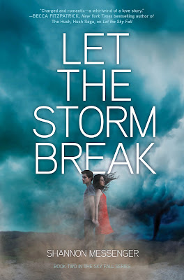 Let the Storm Break by Shannon Messenger