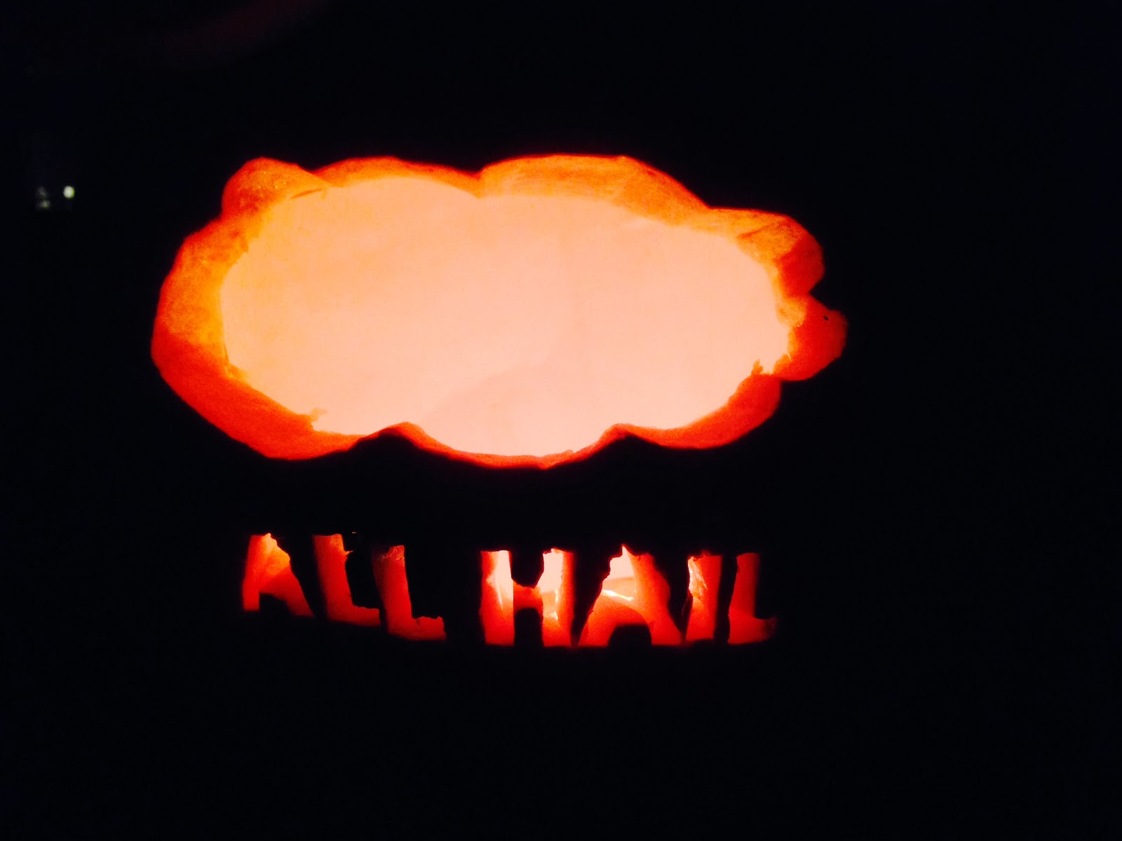 Stellar Four Get Your Welcome To Night Vale Pumpkin