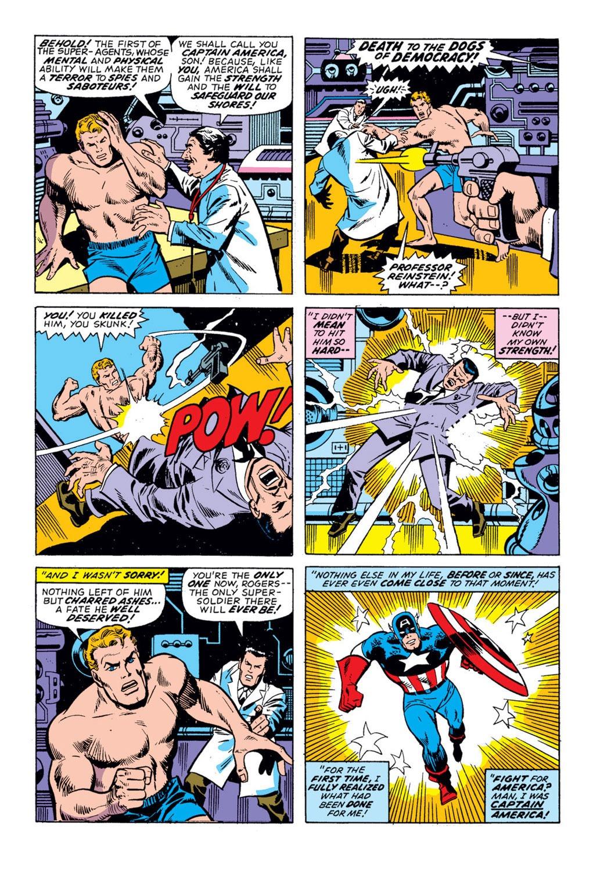 Captain America (1968) Issue #176 #90 - English 6