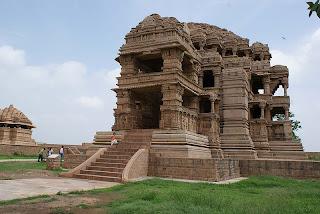 Gwalior Fort Temple, Madhya Pradesh