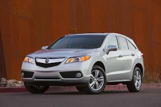 Review and Pictures of 2014 Acura RDX SUV