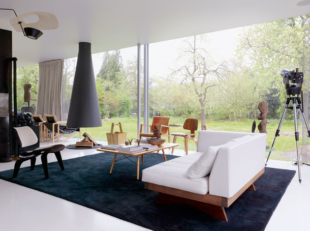 loveisspeed villa in belgium design maarten van. Black Bedroom Furniture Sets. Home Design Ideas