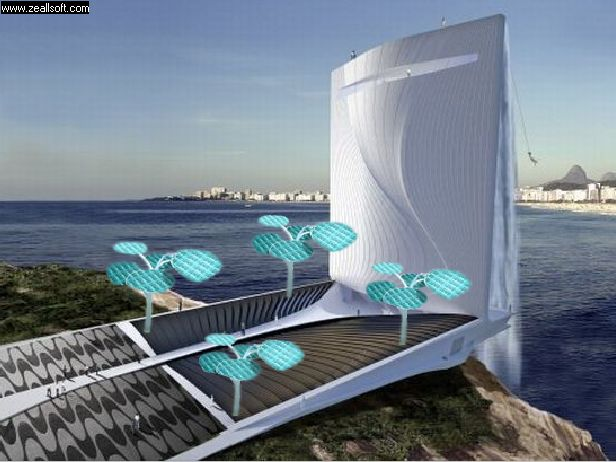 Presentacion Digital Arquitectura Ef Mera En Arquitectura