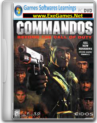 Commandos 2 Beyond The Call of Duty PC Game