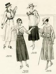 World war 1 fashions 90