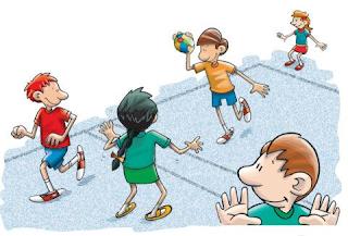 Jogos lúdicos para o Handebol