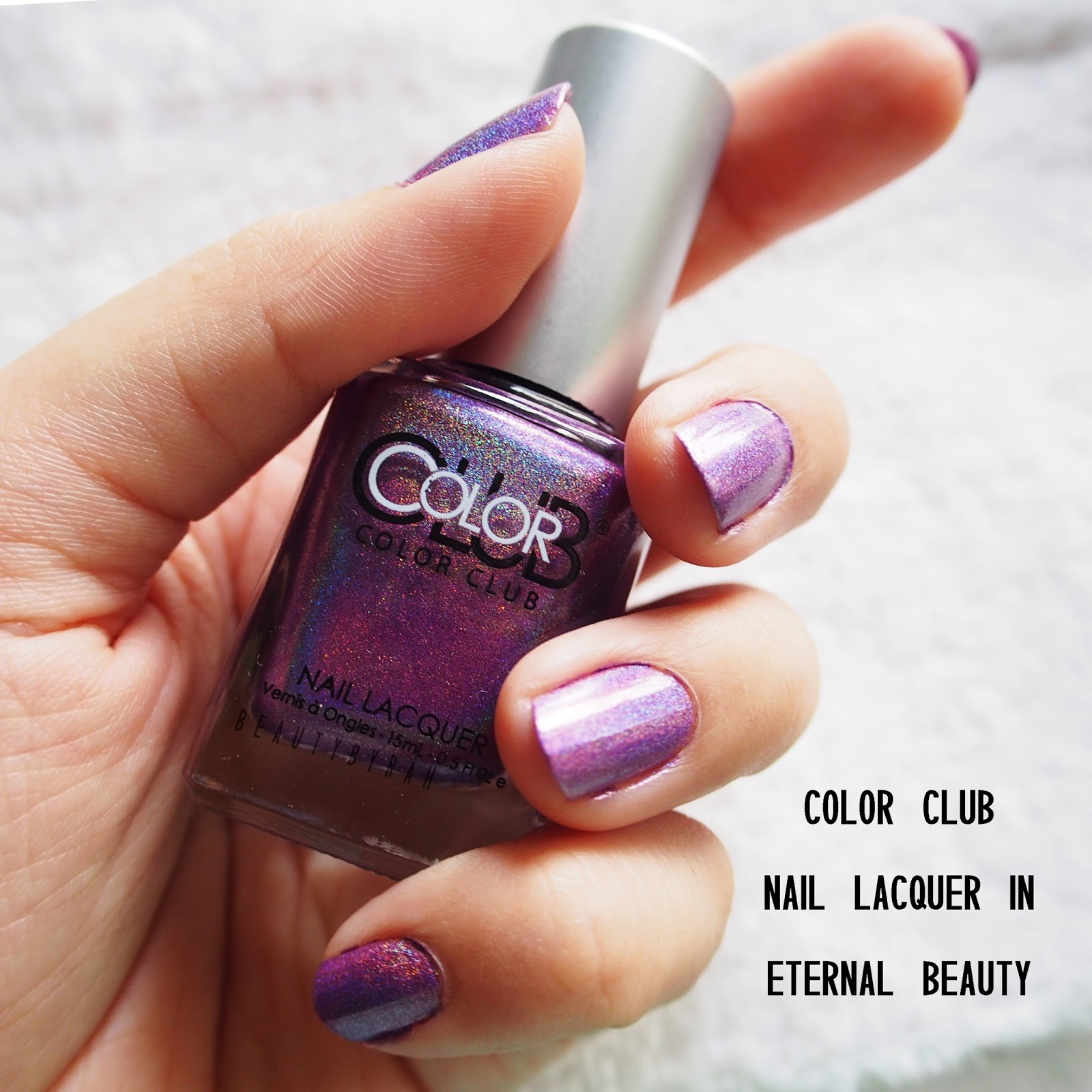 Colour Club Nail Lacquer In Eternal Beauty