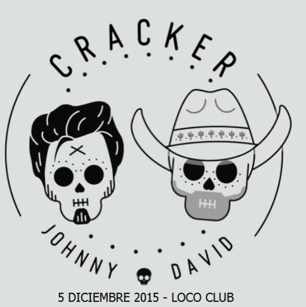 Crónica concierto Cracker El Loco 5-12-15