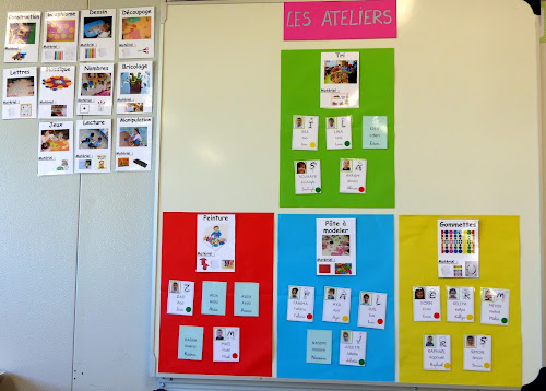 Inscription aux ateliers en maternelle PS-GS