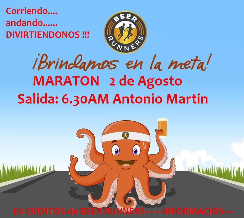 MARATON BEER RUNNERS