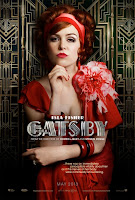 great gatsby isla fisher poster