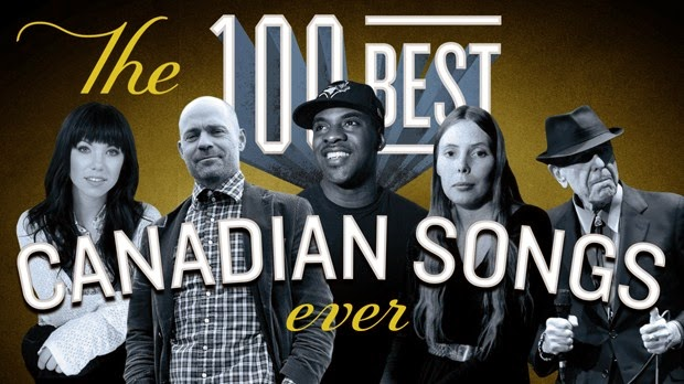 Best canadian songs ever