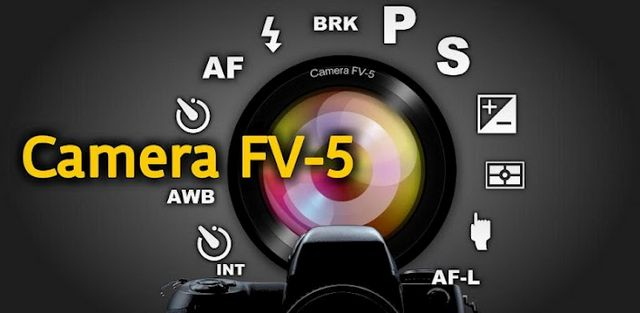 Download Camera FV-5 v1.53 Apk